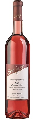 Portugieser Rosé DQW halbtrocken 2020 - Weingut Seeliger