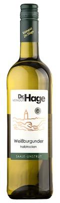 Weißburgunder DQW halbtrocken 2020 - Weingut Dr. Hage