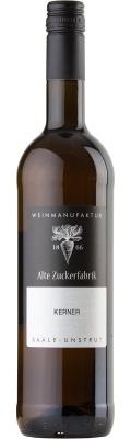 Kerner Spätlese halbtrocken 2018 - Weinmanufaktur Alte Zuckerfabrik