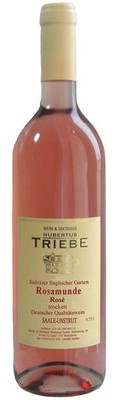 Cuvée Rosé Rosamunde DQW trocken 2020 - Weingut Hubertus Triebe