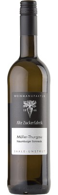 Müller-Thurgau DQW trocken 2019 - Weinmanufaktur Alte Zuckerfabrik
