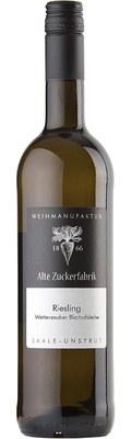 Riesling DQW halbtrocken 2015 - Weinmanufaktur Alte Zuckerfabrik