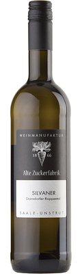 Silvaner Spätlese halbtrocken 2018 - Weinmanufaktur Alte Zuckerfabrik