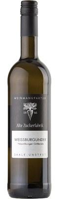 Weißburgunder DQW trocken 2019 - Weinmanufaktur Alte Zuckerfabrik