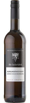 Burgunderhochzeit Spätlese trocken - Weinmanufaktur Alte Zuckerfabrik