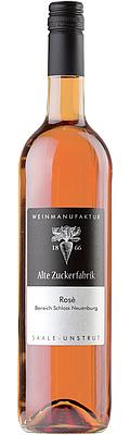 Cuvée Rosé DQW trocken 2019 - Weinmanufaktur Alte Zuckerfabrik