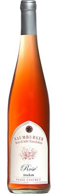 Cuvée Rosé DQW trocken 2020 - Naumburger Wein & Sekt Manufaktur