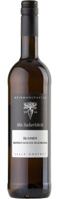 Silvaner DQW trocken 2020 - Weinmanufaktur Alte Zuckerfabrik