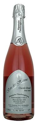 Cuvée Rosé Sekt brut natur - Naumburger Wein- und Sektmanufaktur