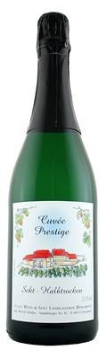 Cuvée Sekt Prestige halbtrocken - Weingut Schulze