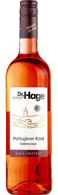 Portugieser Rosé DQW halbtrocken 2019 - Weingut Dr. Hage