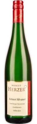 Grüner Silvaner DQW halbtrocken 2020 - Weingut Herzer