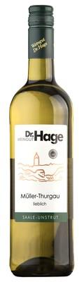 Müller-Thurgau DQW lieblich 2019 - Weingut Dr. Hage