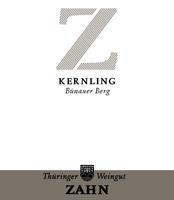 Kernling Spätlese feinherb 2019 - Weingut Zahn