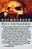 Cuvée Sekt 1824 trocken - Naumburger Wein- und Sektmanufaktur