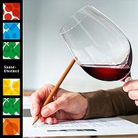 Saale Unstrut Weinverkostung