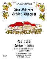 Solaris Auslese lieblich 2019 - Weingut Schulze